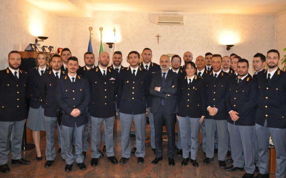 Ben 24 nuovi poliziotti assegnati alla Questura di Alessandria