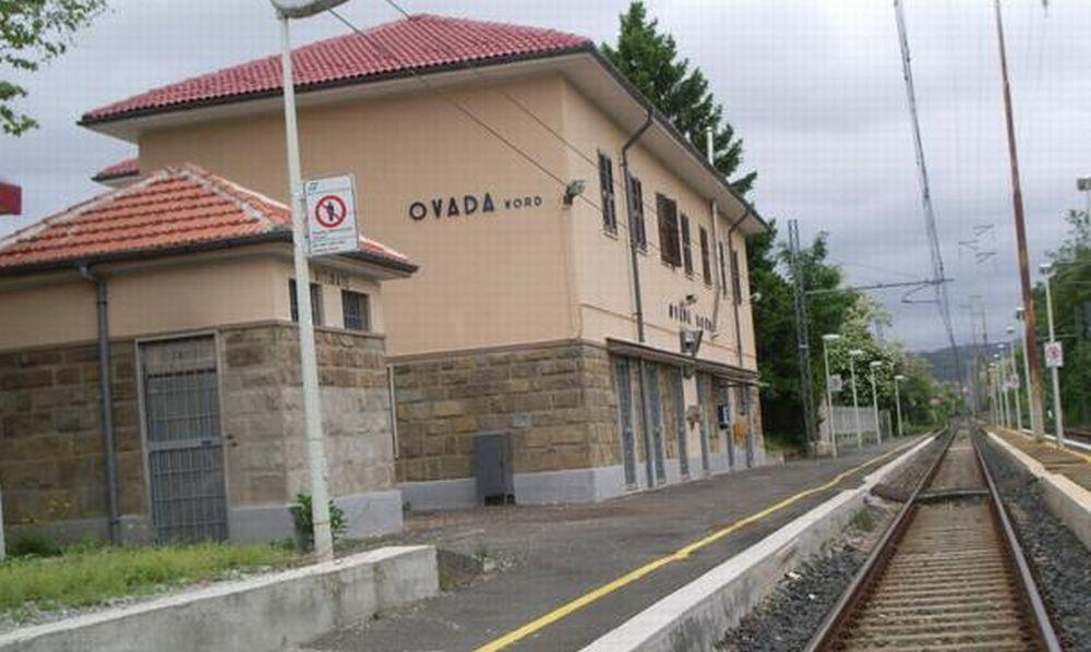 Giovedì si presenta la stazione di Ovada debitamente ristrutturata