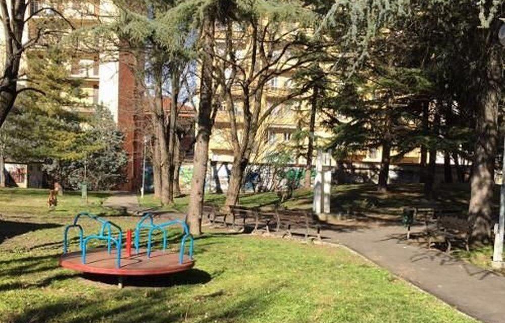 A Tortona si ristruttura quest'area verde grazie al voto dei cittadini nel Bilancio Partecipativo