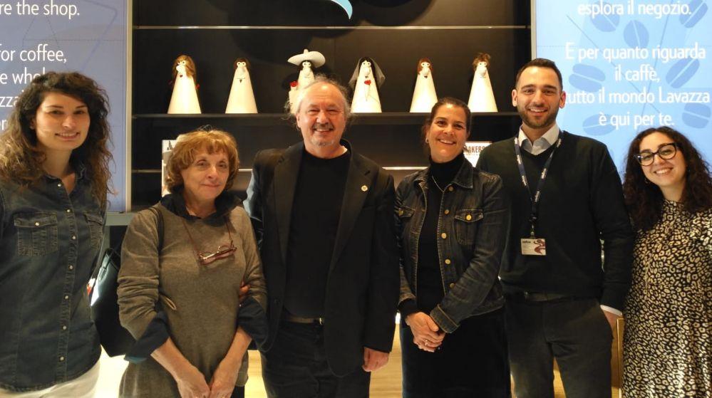 Il sindaco Cuttica al Lavazza Museum. Soluzioni innovative per Alessandria