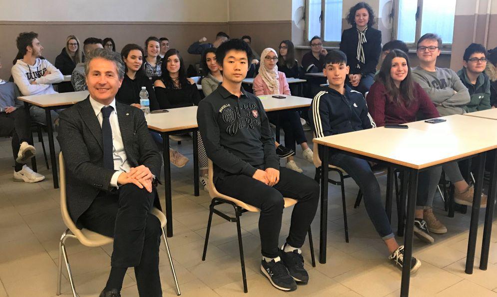 Due avvocati incontrano gli studenti del Marconi di Tortona
