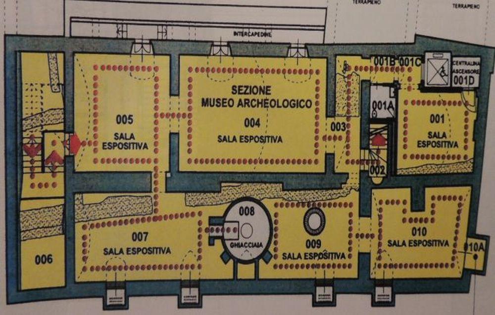 Presentato il nuovo Museo Romano di Tortona, ma in pochi lo sapevano, davvero un peccato