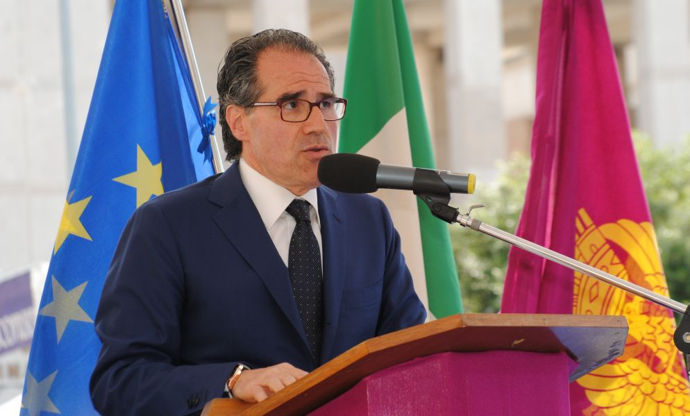 La provincia di Imperia ha un nuovo Prefetto: è Alberto Intini