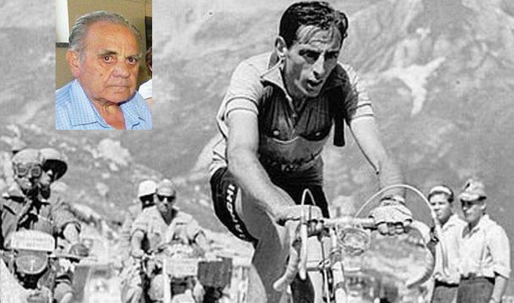 Personaggi Alessandrini: Rino Olivieri, dirigente della Federciclismo e amico di Fausto Coppi