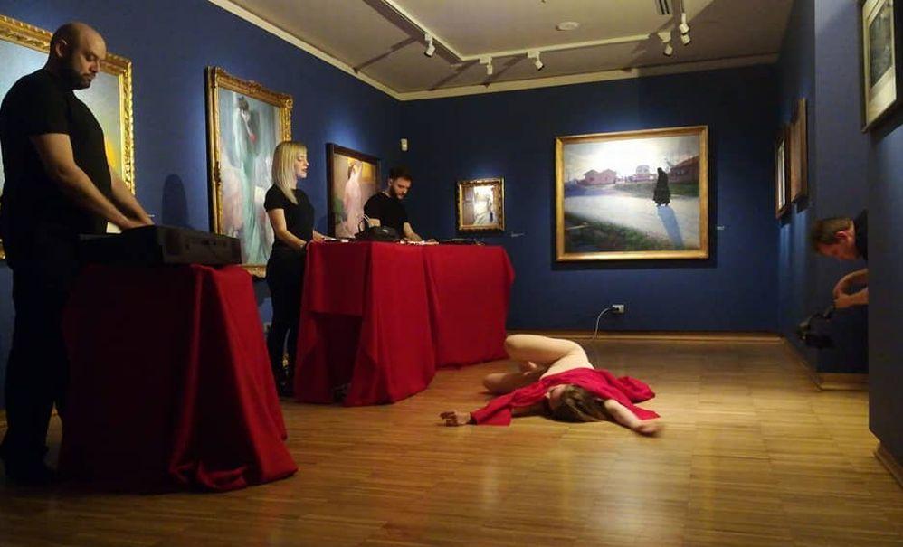Il Museo del Divisionismo di Tortona protagonista di un videoclip