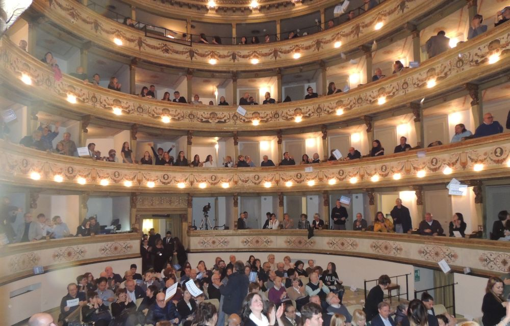 Annullati gli spettacoli al Teatro Civico di Tortona, a breve le date di quelli che saranno recuperati