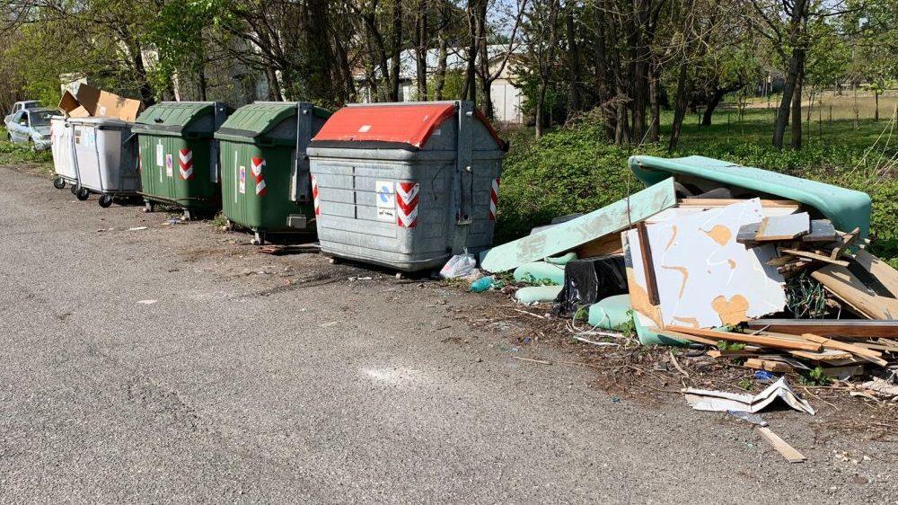 I rifiuti abbandonati a Tortona e Gestione Ambiente…