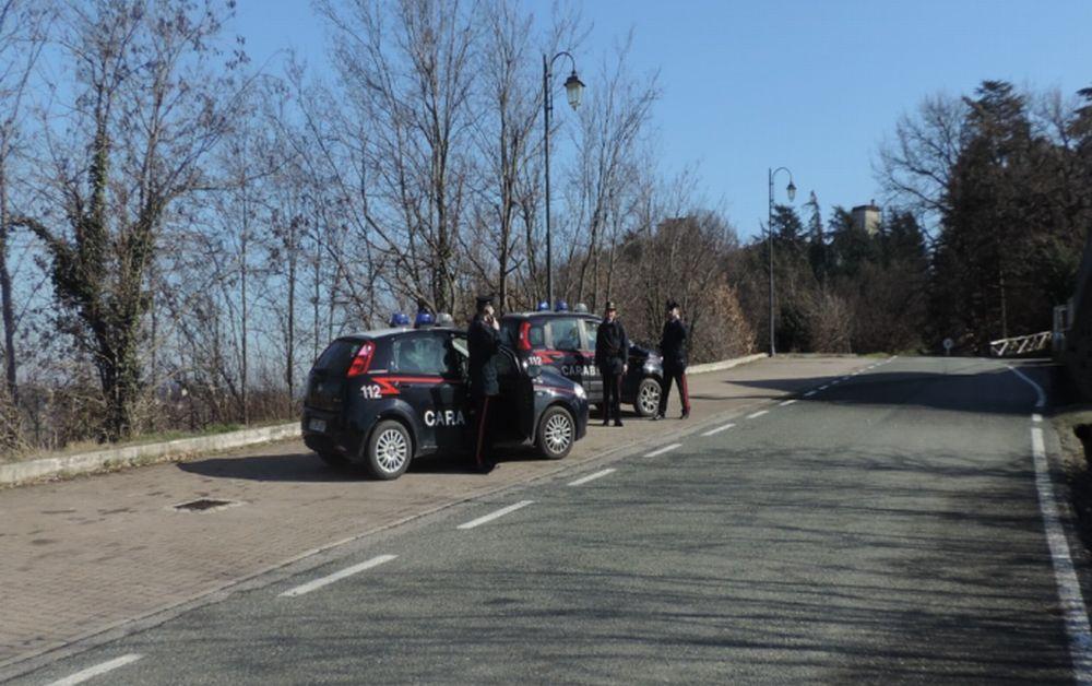 Ovada, sorpreso alla guida dopo aver bevuto, tenta di ingannare i Carabinieri fornendo false generalità