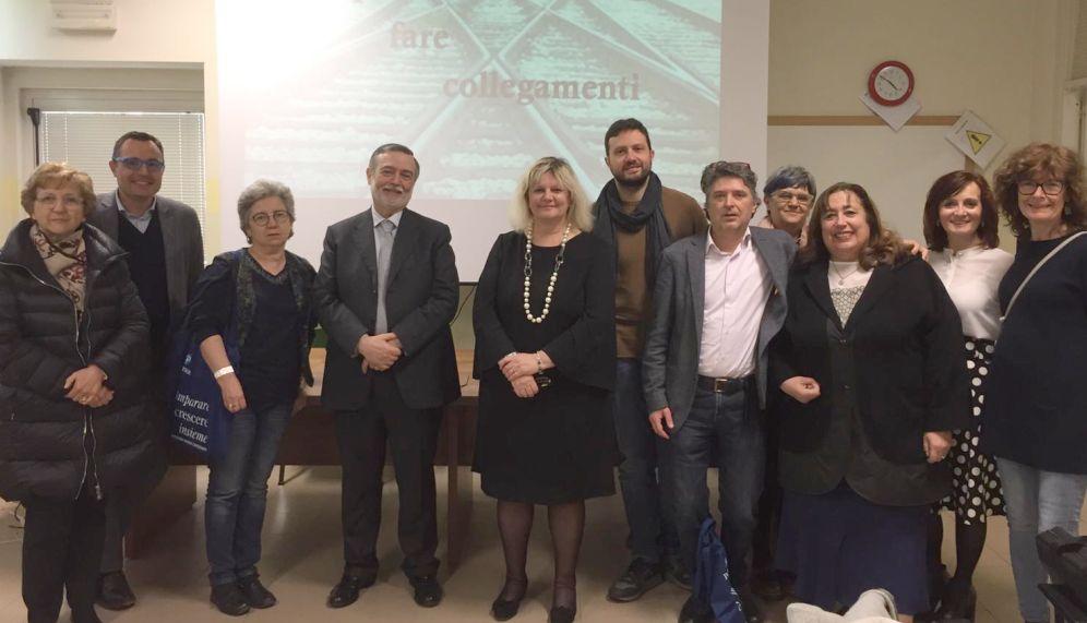 """Molto apprezzata la visita di Giuseppe Lagella al Liceo """"Giuseppe Peano"""" di Tortona"""