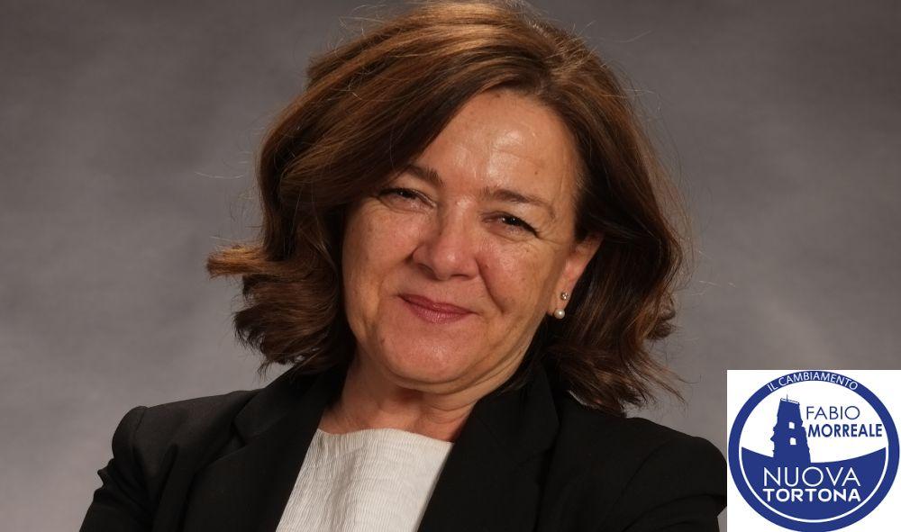 Intervista a Sandra Fadel, candidata con Nuova Tortona che spiega come far risorgere la città e l'economia