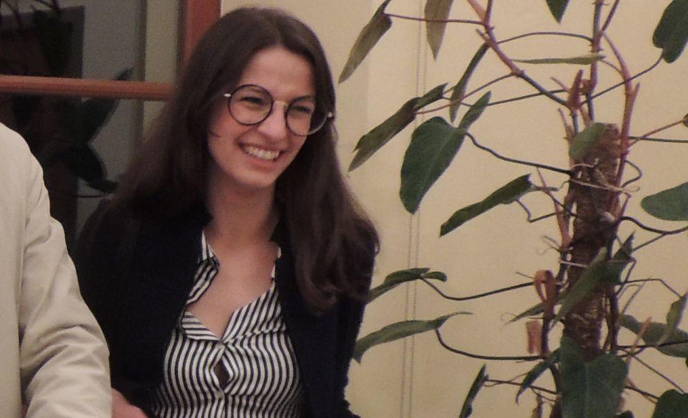 """A Tortona il """"Consigliere Anziano"""" ha 19 anni: è Anna Sgheiz che lunedì presiederà il primo Consiglio comunale"""