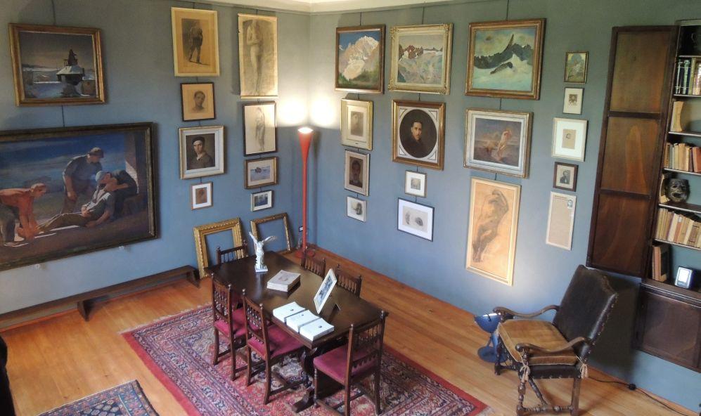 Domenica a Tortona è possibile visitare gratis Casa Barabino e la Gipsoteca Luigi Aghemo