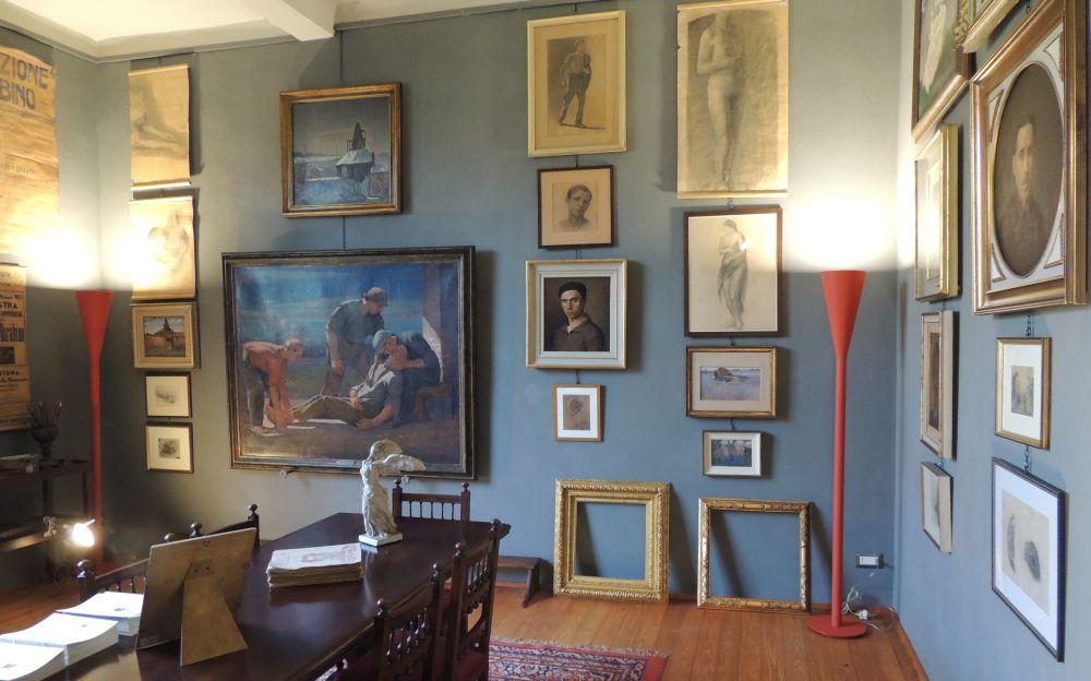 Prima domenica del mese: a Tortona aprono gratis al pubblico Casa Barabino e la Gipsoteca Luighi Aghemo