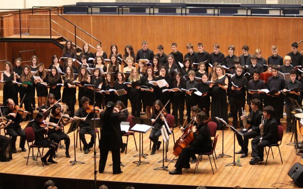Domenica a Rivalta Scrivia il secondo concerto delle orchestre giovanili del Perosi festival