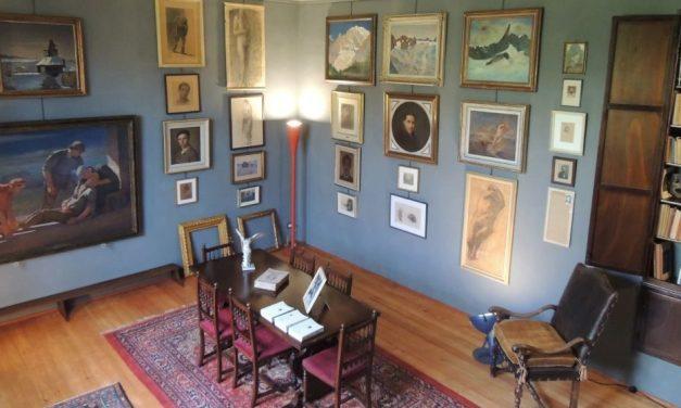 Domenica a Tortona sarà possibile visitare gratis Casa Barabino con lo studio del pittore e la Gipsoteca