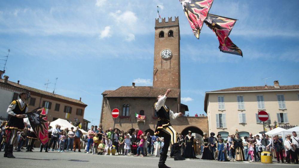 Le manifestazioni del week end a Castelnuovo Scrivia per la festa Patronale di San Desiderio