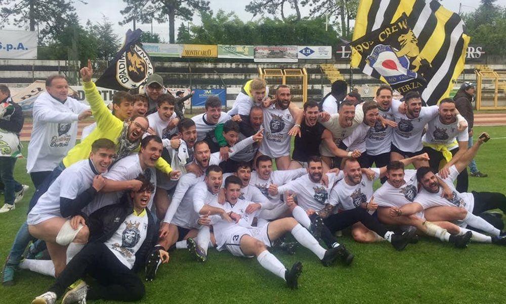 Domenica il Derthona festeggia la promozione e la Coppa Italia