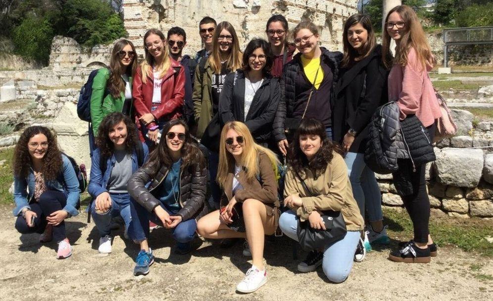 Diversi studenti del Liceo Peano di Tortona in Francia per l'alternanza scuola/lavoro