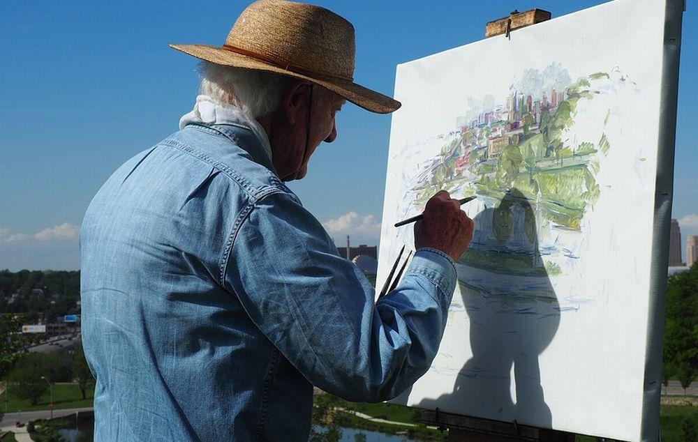 Personaggi Alessandrini: un artista del nostro tempo, Davide Minetti