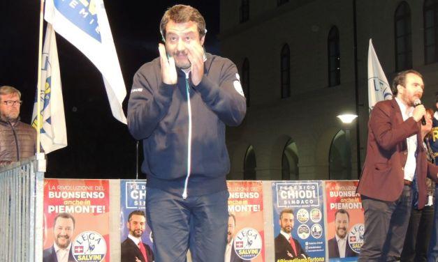 Sabato tutti a Roma con Matteo Salvini in Piazza San Giovanni: dal Piemonte due treni speciali