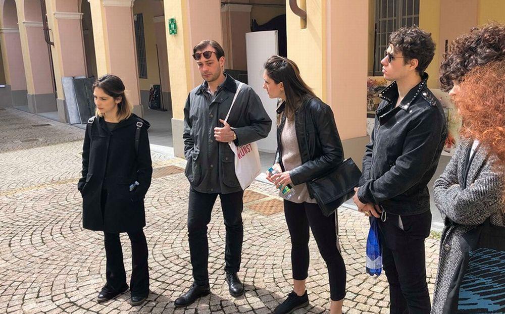 Gli studenti di Brera a Tortona visitano il museo Diocesano e preparano  mostra e spettacolo.