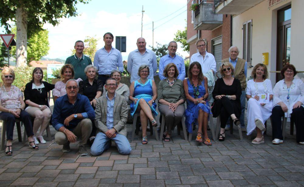 Liceali di Tortona  si ritrovano dopo 40 anni ed è festa