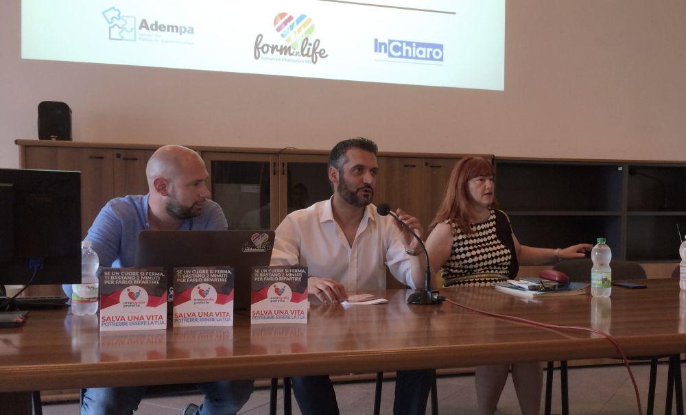 A Tortona presentato un progetto e un'app gratuita che può salvarti la vita