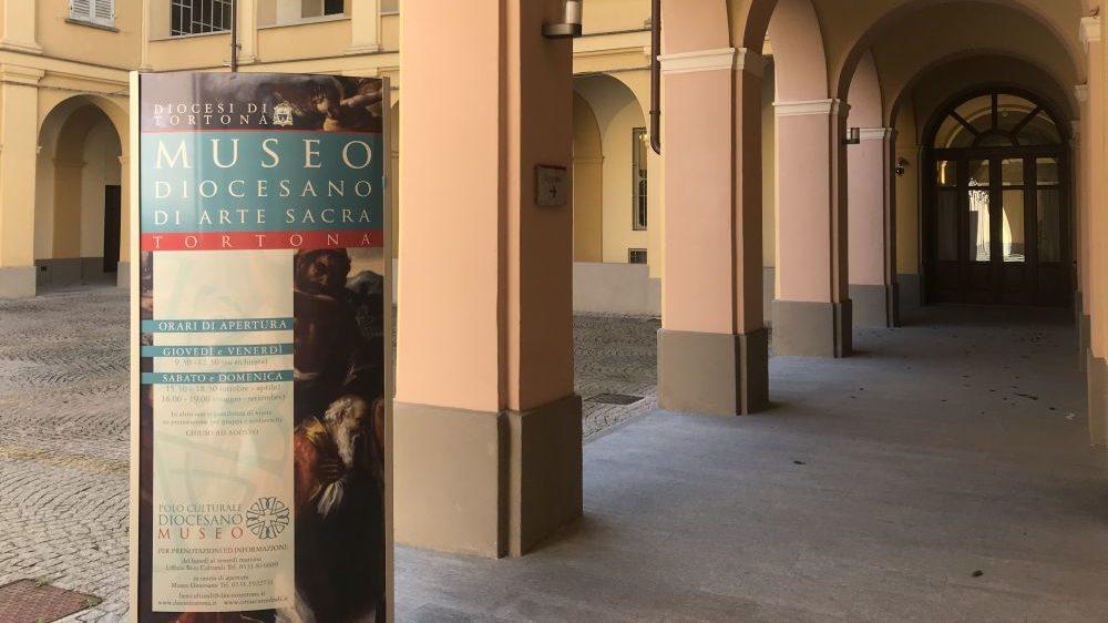 Sabato al Museo Diocesano di Tortona un appuntamento speciale