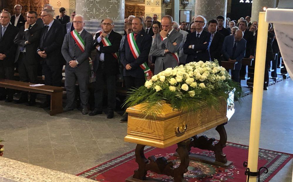 Un ricordo dell'onorevole Renzo Patria, ex allievo del San Giorgio di Novi Ligure