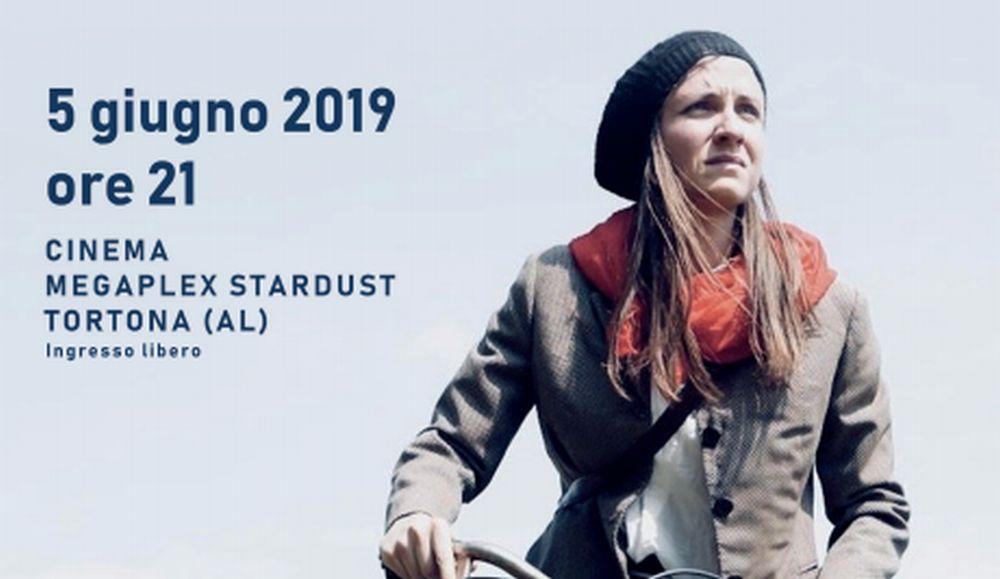 "Mercoledì a Tortona il video musicale La bicicletta di Gabriella"""