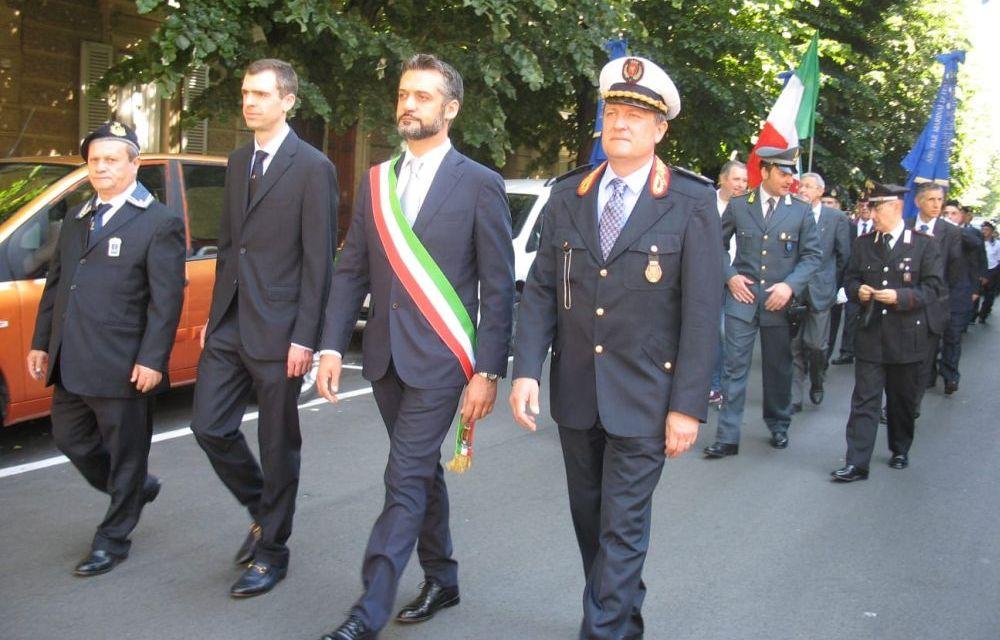 A Tortona celebrata la festa della Repubblica e della Marina con la prima apparizione del nuovo Sindaco. Le immagini