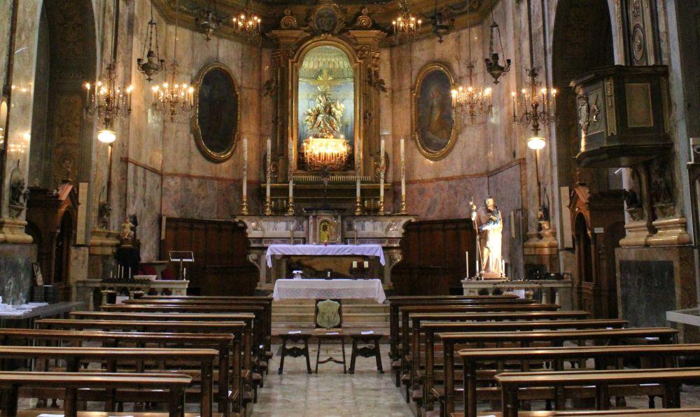 Venerdì serata suggestiva alla chiesa di San Giacomo di Alessandria