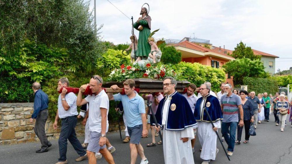 Un successo la festa di San Giacomo Apostolo a Diano Calderina