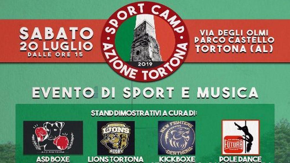 Sabato a Tortona una grande manifestazione per giovani e non solo sul Parco del Castello