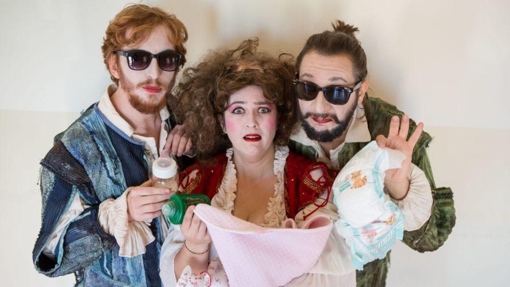 """Domenica Marcello Prayer è Gesualdo da Venosa ne """"In Flagrante delicto"""" al Festival Taggia in Teatro"""