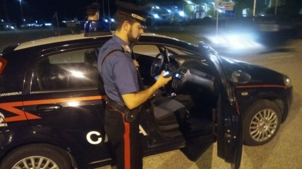 Sanremo, pusher arrestato dai Carabinieri con 300 grammi di marijuana