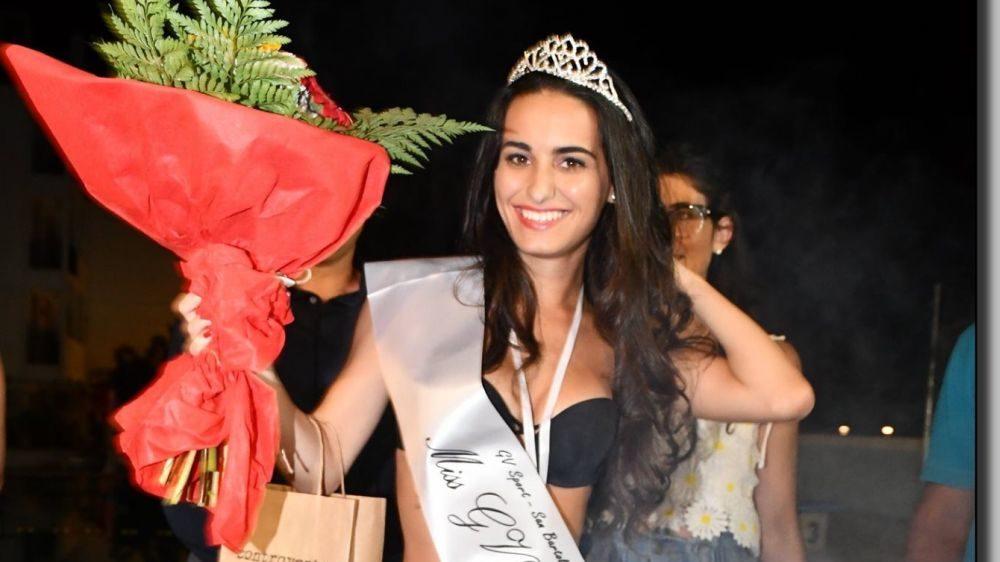 Ilaria salerno di Taggia è la prima Miss GV sport
