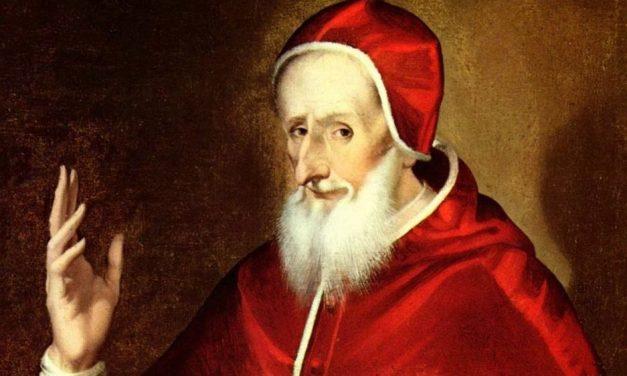 Personaggi Alessandrini: San Pio V il Papa della nostra terra