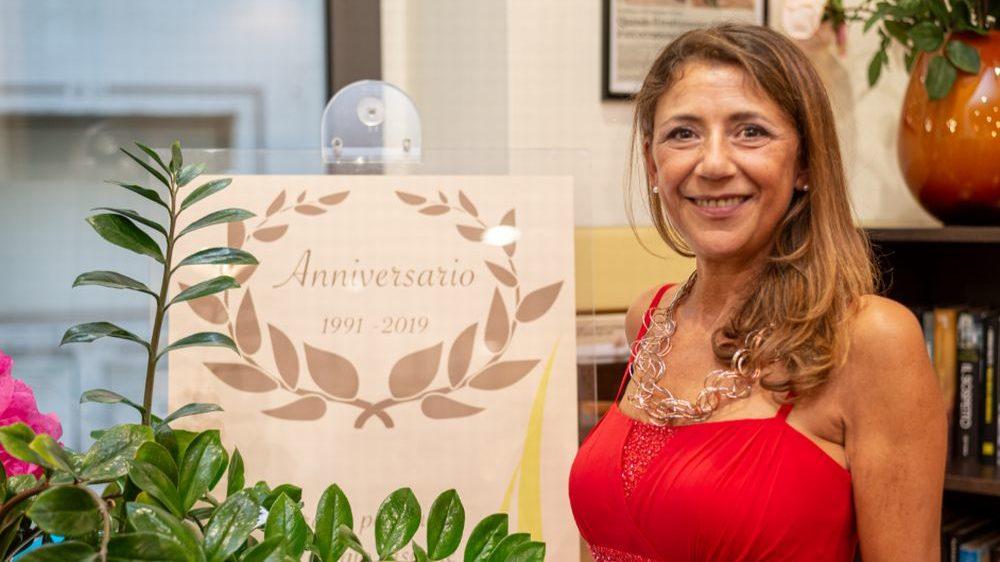 Il salone di bellezza Carla Sumerano di Tortona ha festeggiato 10 anni di attività. Le immagini