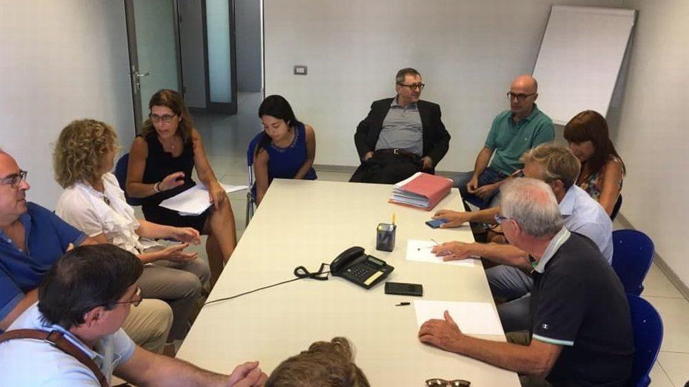 Il Comitato promotore della pista ciclabile per Viguzzolo si è presentato alla Giunta-Chiodi