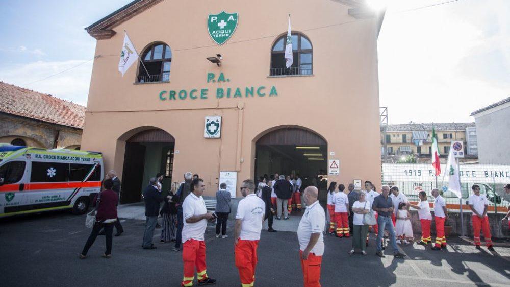 I 100 anni della Croce Bianca di Acqui terme hanno dato vita ad un museo