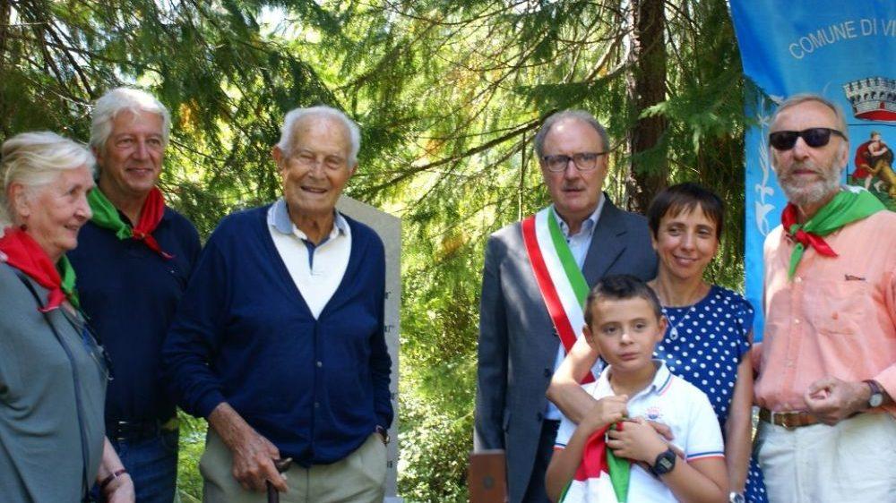 A Viguzzolo ricordato l'eccidio dei Partigiani