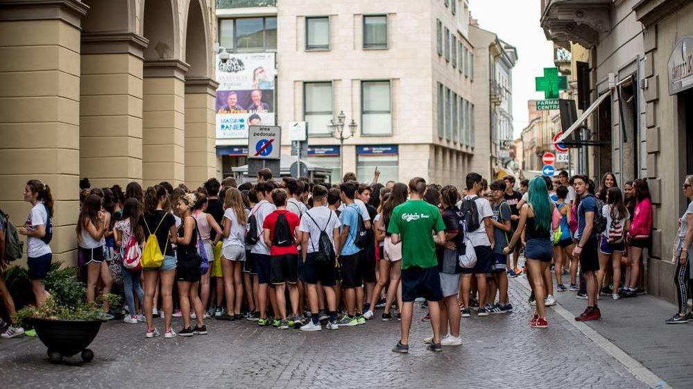 Domenica a Tortona c'è L'explosion run la corsa che….