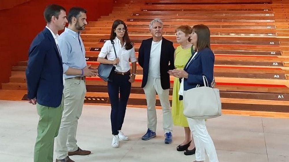 Il Comune di Tortona vuole coinvolgere la Regione per  valorizzare il teatro Dellepiane, ultimarlo e usarlo