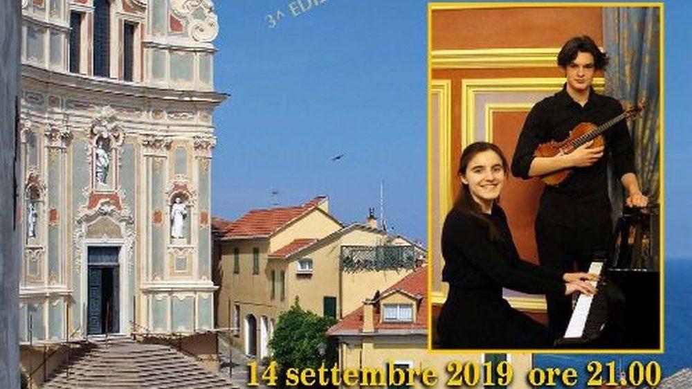 """Sabato a Cervo Gran concerto finale della rassegna """"A…mare la musica"""" con giovani di talento"""