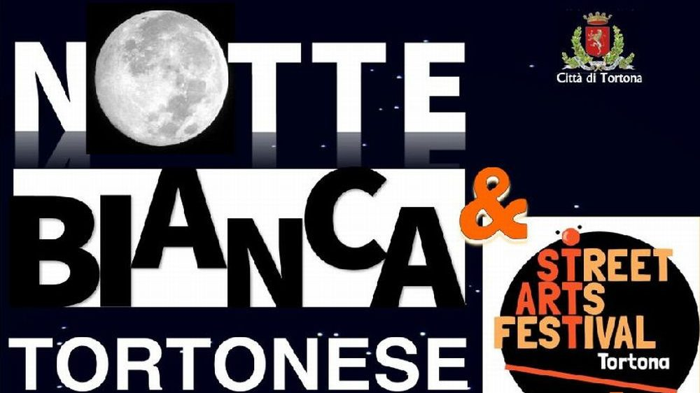 """Cene all'aperto, degustazioni, musica, teatro e tanto altro: ecco la """"Notte Bianca Tortonese"""" in programma sabato. Gli appuntamenti"""