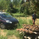 I Carabinieri di Casale alla ricerca di discariche abusive