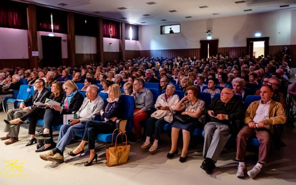 Tortona, il programma dell'Unitre inaugurato con un concerto. Le immagini di Luigi Bloise