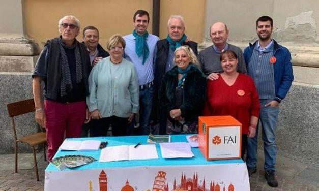 Oltre 600 persone a Villalvernia per le Giornate del Fai d'Autunno: un vero successo!