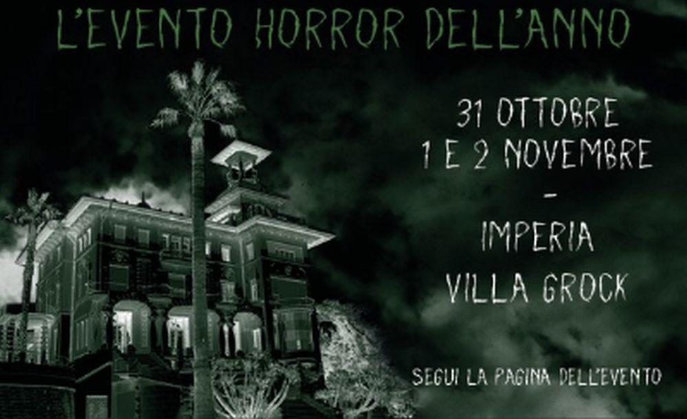 Villa Gock a Imperia festeggia halloween con una serie di manifestazioni